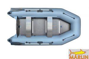 Лодка ПВХ Марлин (Marlin) 290 SLK надувная под мотор