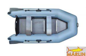 Лодка ПВХ Марлин (Marlin) 290 SL надувная под мотор