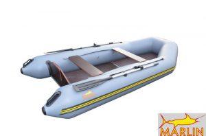Лодка ПВХ Марлин (Marlin) 320 SL+ надувная под мотор
