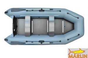 Лодка ПВХ Марлин (Marlin) 320 SLK надувная под мотор