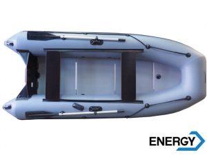 Лодка ПВХ Марлин (Marlin) 340 E надувная под мотор