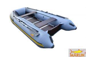 Лодка ПВХ Марлин (Marlin) 340 надувная под мотор