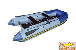 Лодка ПВХ Марлин (Marlin) 360 надувная под мотор