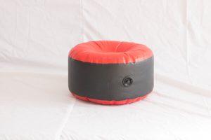 Пуф надувной ПВХ (H 35 см, D 50 см)